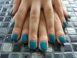 manicure-estetica blu